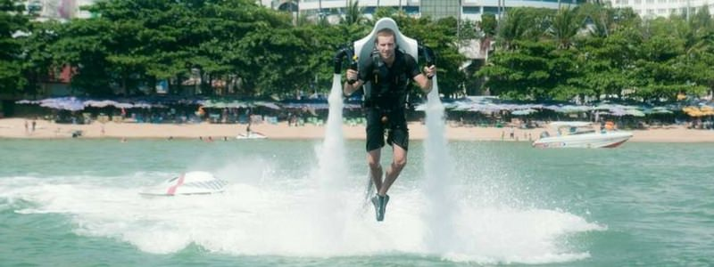 jetlev water fun yacht play sailing catamaran seychelles cat luxury holidays charter diving