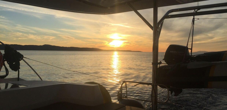leopard 48 luxury sailing charter cat catamaran seychelles boat yacht summer holidays modern