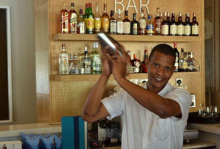 The Hotel - bar